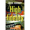 High fidelity door Nick Hornby