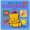 Baby's eerste kijkwoordenboek door Onbekend
