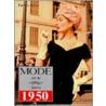 Mode uit de vijftiger jaren door P. Baker