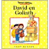 David en Goliath door Leon Baxter