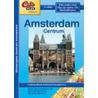 Citoplan centrumplattegrond Amsterdam door Onbekend