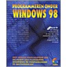 Programmeren in Windows 98 by J. Blaney