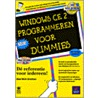 Windows CE 2 programmeren voor Dummies door N. Grattan