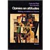 Opinies en attitudes door N. de Vries