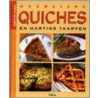 Heerlijke quiches en hartige taarten door M. Szwillus