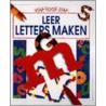 Leer letters maken door P. Lovett