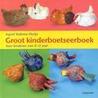 Groot kinderboetseerboek door I. Tadema-Florijn