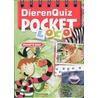 Pocket Loco Dierenquiz boekje door Onbekend