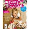 Spaghetti aan het plafond door Yvonne Jaspers