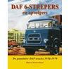 DAF 6 - strepers en opvolgers door H. Stoovelaar