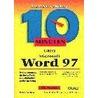 10 minuten gids Word 97 door P. Aitken