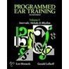 Programmed Ear Training door Petr Horácek