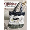 It's Quilting Cats And Dogs door Lynette Anderson