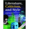 Lit Criticism Style 2nd Edn door Steven Croft