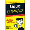 Linux For Dummies Quick Reference door Viktorie Navratilova