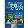 Neues großes Universallexikon in Farbe door Onbekend