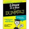 Linux In A Box For Dummies. [with 3 Cd Roms] door Idg Books