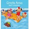 Grote Anna leert zwemmen door Kathleen Amant